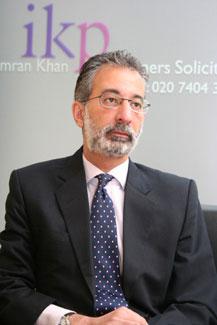 Imran Khan (IKP Solicitor)