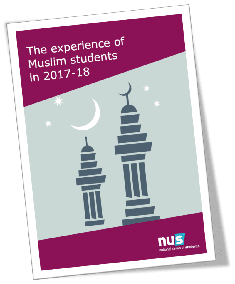 The Experience of Muslim Students in 2017-18