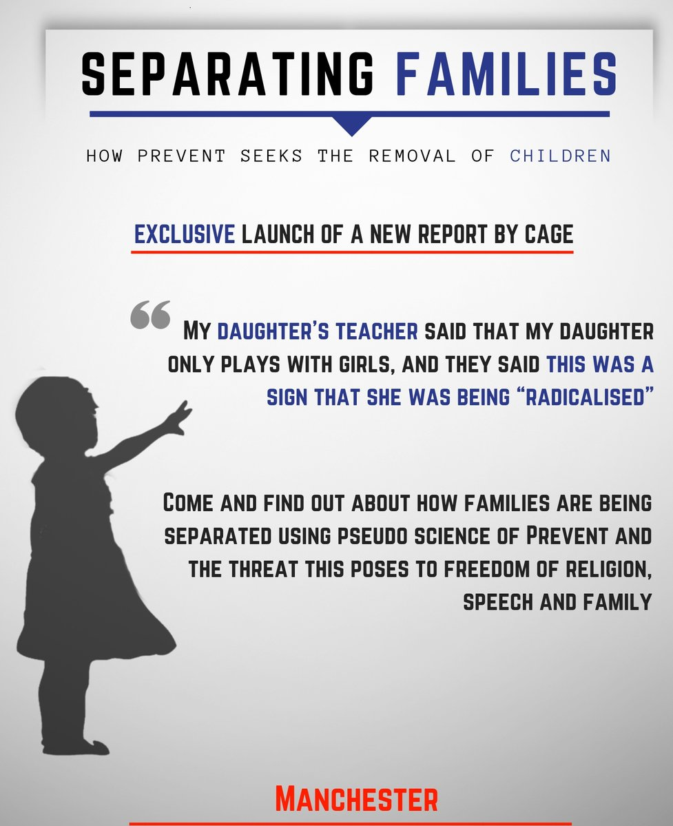 Separating Families – How Prevent Seeks Removal of Children EVENT