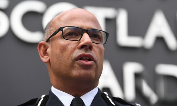 Newspapers help to radicalise far right, says UK anti-terror chief