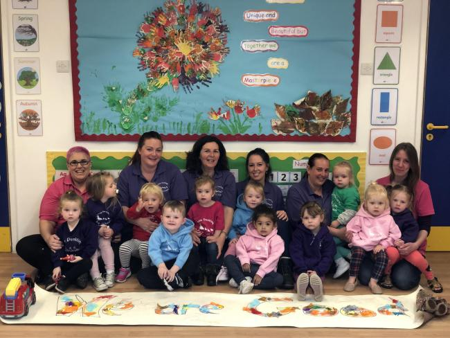 Ofsted rate Little Ducklings Nursery as good