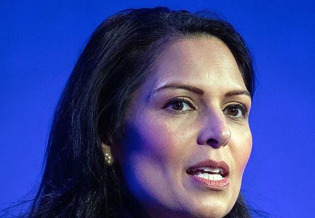 Priti Patel defies her critics to expand Prevent anti-terror drive | Daily Mail Online